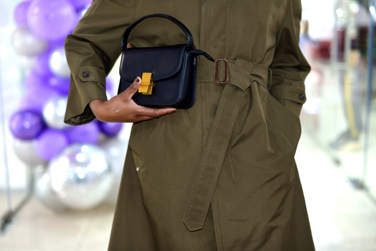 TRENCH COAT DRESS: CHRISTMAS GROWING UP X LESSONS LEARNT IN 2018