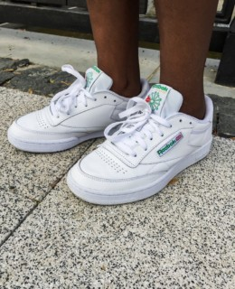 styling Reebok club c 85